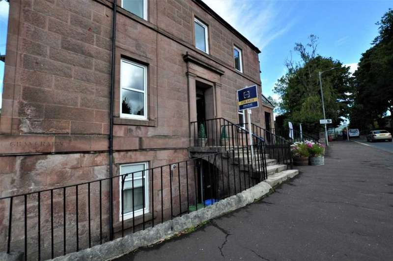 2 Bedrooms Flat for sale in Flat 3 Greycraigs Main Street, Sauchie, FK10 3Jx, UK