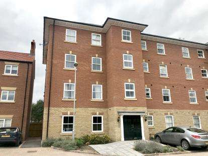 2 Bedrooms Flat for sale in Riverside, Boston, Lincolnshire, England