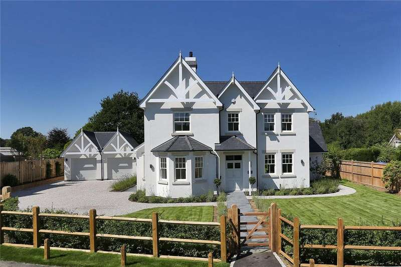 4 Bedrooms Detached House for sale in Station Road, Withyham, Hartfield, East Sussex, TN7