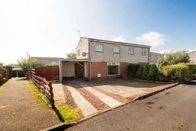 3 Bedrooms Semi Detached House for sale in 57 Dundas Place, Kirkliston, EH29 9BJ