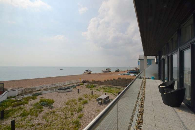 4 Bedrooms Penthouse Flat for sale in St Leonards Road, Hythe