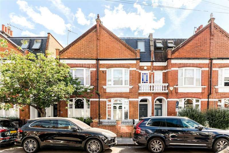 6 Bedrooms Terraced House for sale in Bowerdean Street, Fulham, London, SW6