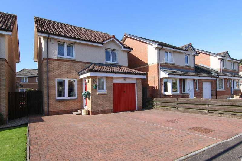 3 Bedrooms Detached House for sale in 10 Bankton Avenue, Murieston, Livingston , EH54 9LD.