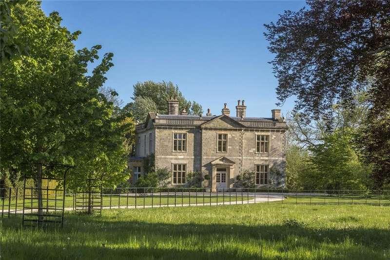 8 Bedrooms Detached House for sale in Manston, Sturminster Newton, Dorset, DT10