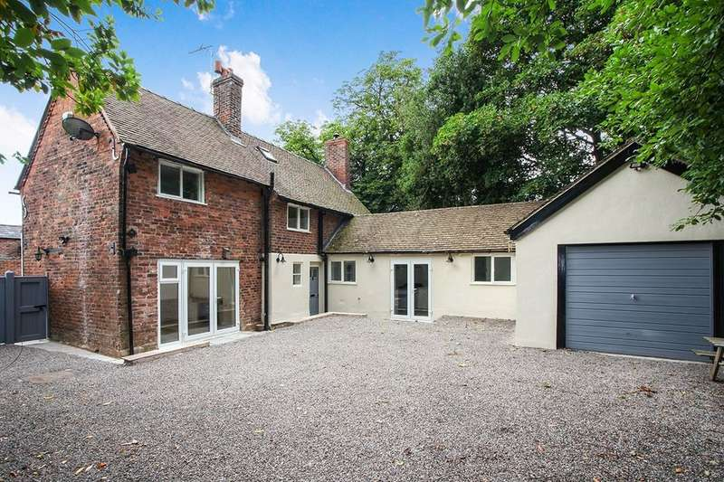 3 Bedrooms Detached House for sale in Church Street, Malpas, SY14