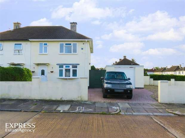 3 Bedrooms Semi Detached House for sale in Howden Road, Leicester