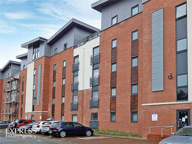 2 Bedrooms Flat for sale in Egerton Street, Chester, Cheshire