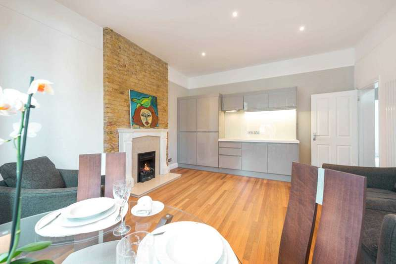 2 Bedrooms Flat for sale in Templar Street, Camberwell