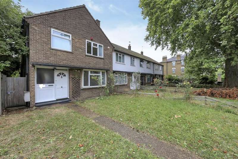 3 Bedrooms Terraced House for sale in Green Lanes, London N4