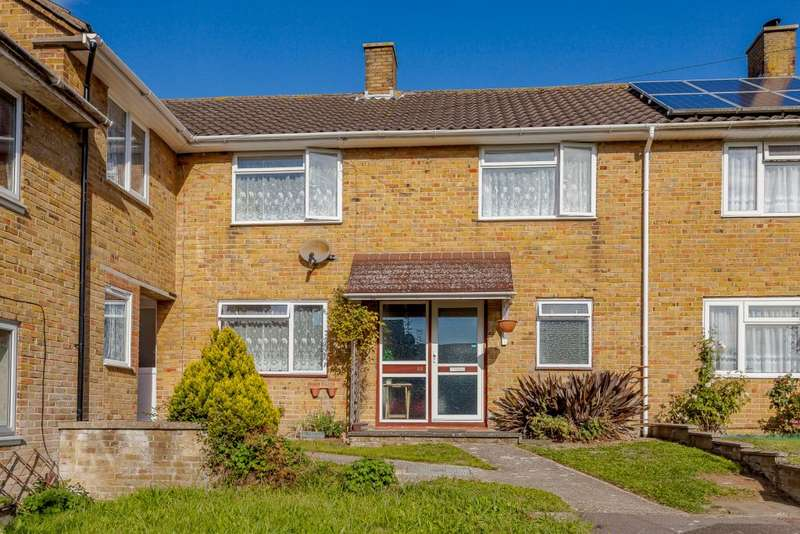 3 Bedrooms Terraced House for sale in Meggeson Avenue, Southampton, Hampshire SO18 2EW