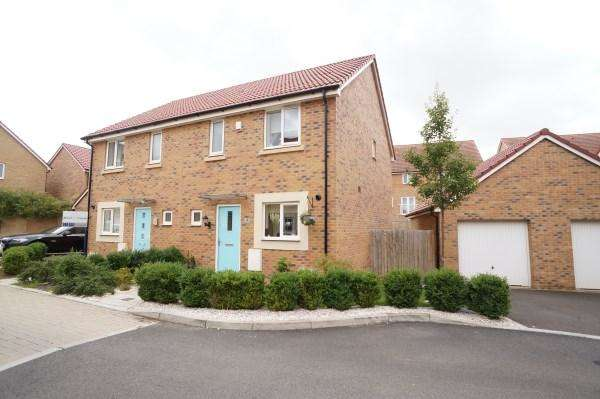 3 Bedrooms House for sale in Cowslip Crescent, Lyde Green, Bristol, BS16 7GL