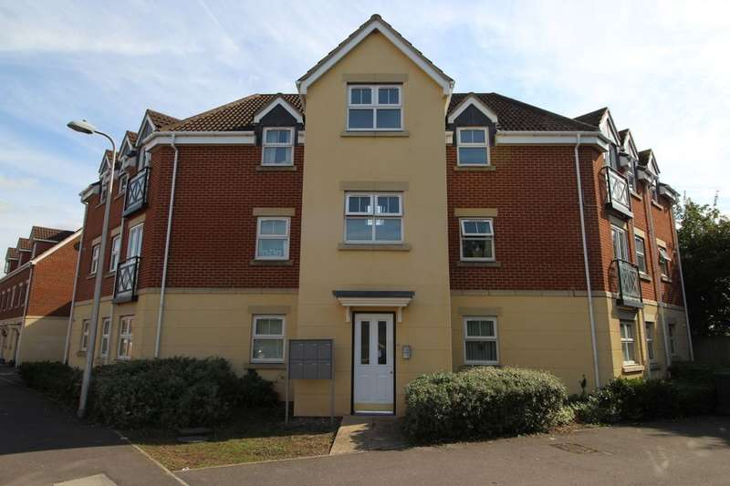 2 Bedrooms Flat for sale in Brunel Way, Yatton, Bristol, BS49