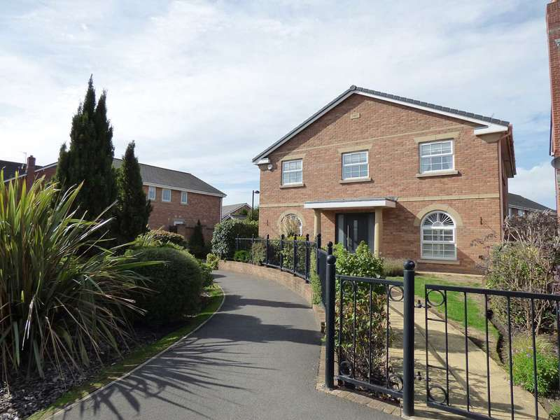 4 Bedrooms Detached House for sale in Victory Boulevard, Lytham Quays, Lytham.