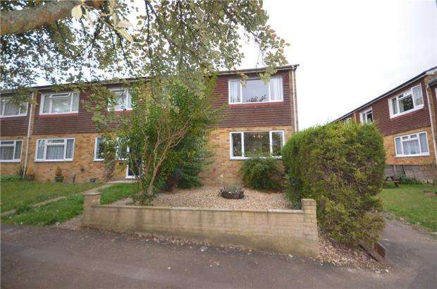 3 Bedrooms End Of Terrace House for sale in Pembroke Road, Basingstoke, Hampshire