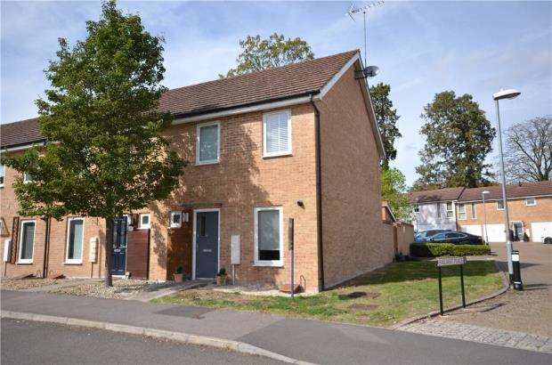 3 Bedrooms End Of Terrace House for sale in Vulcan Drive, Bracknell, Berkshire