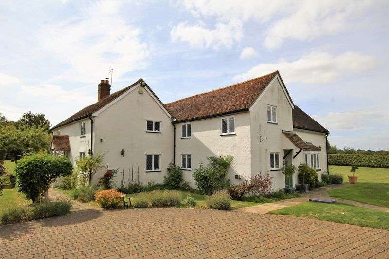 5 Bedrooms Property for sale in Marks Hall Lane, Margaret Roding, Nr Dunmow, Essex