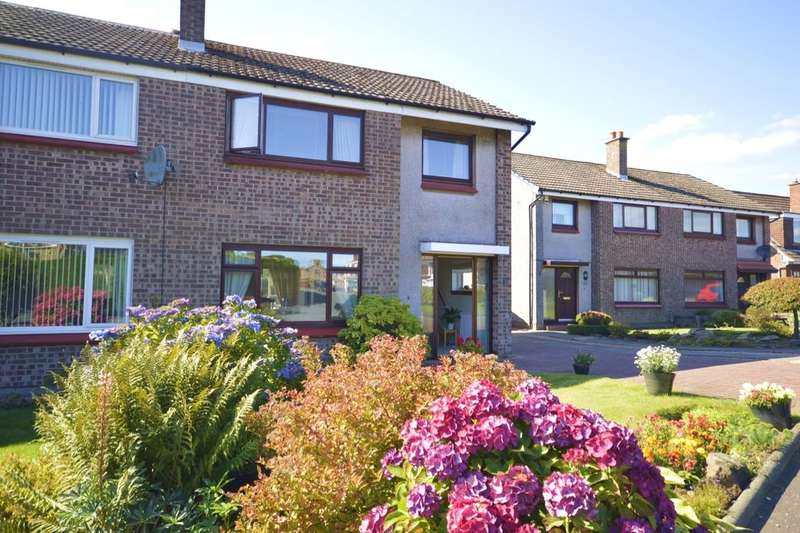 3 Bedrooms Semi Detached House for sale in Balcomie Road, Kirkcaldy, KY2
