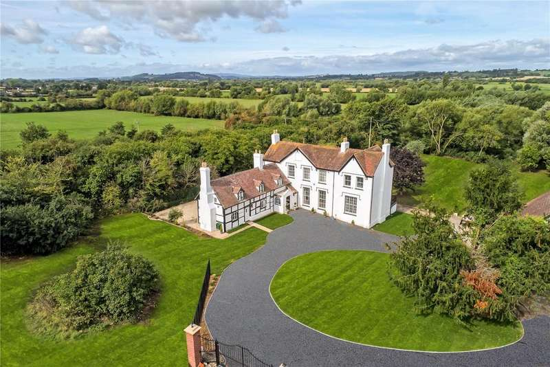 7 Bedrooms Detached House for sale in Tewkesbury Road, Coombe Hill, Nr Cheltenham, Gloucestershire, GL19