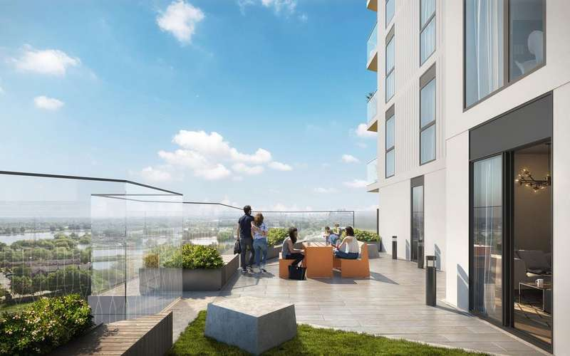1 Bedroom Apartment Flat for sale in Hale Works, N17