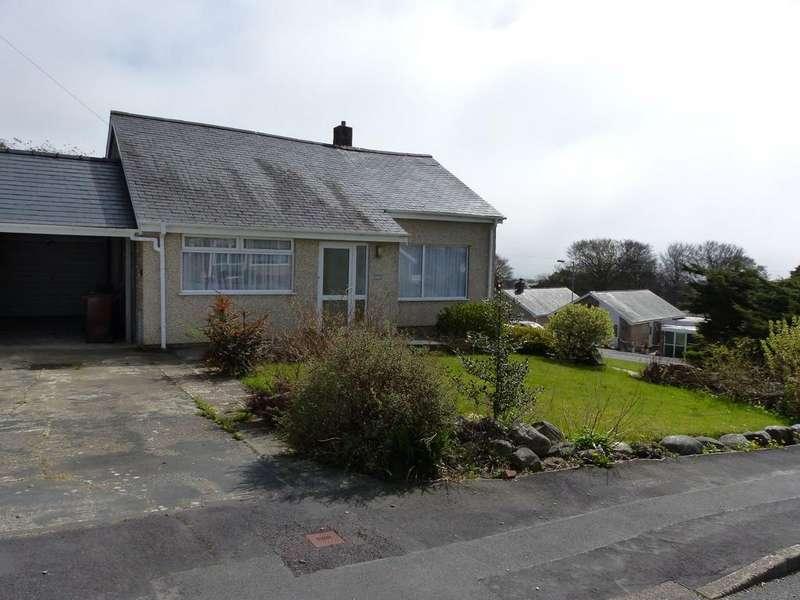 3 Bedrooms Bungalow for sale in 66 Llwyn Ynn, Talybont, LL43 2AL