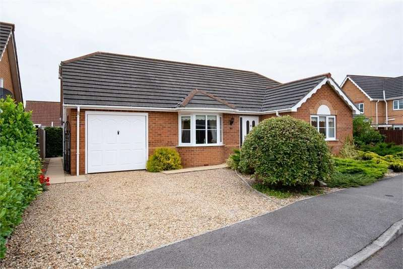 3 Bedrooms Detached Bungalow for sale in Chapelgate, Sutterton, Boston, Lincolnshire