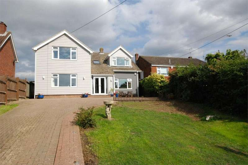 4 Bedrooms Detached House for sale in Colne Road, Coggeshall, Essex