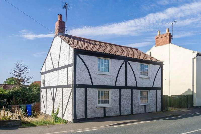 2 Bedrooms Detached House for sale in Main Street, Keyingham, East Riding of Yorkshire