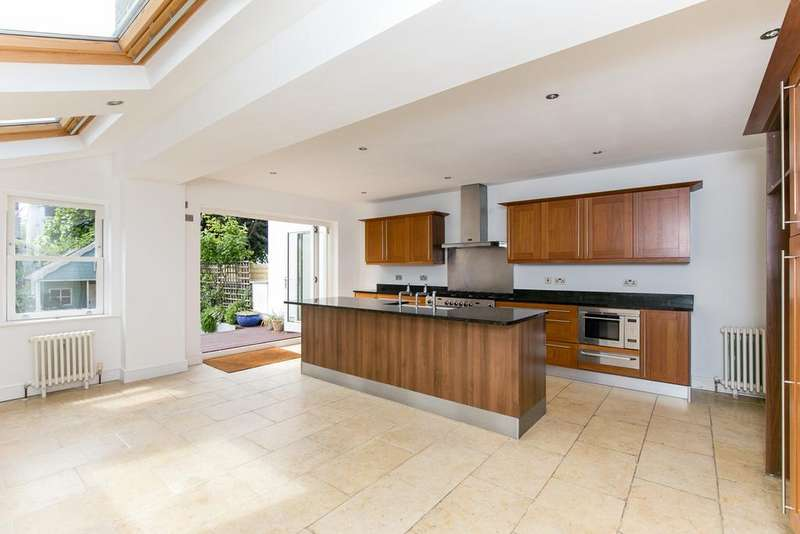 4 Bedrooms House for sale in Leighton Gardens, London