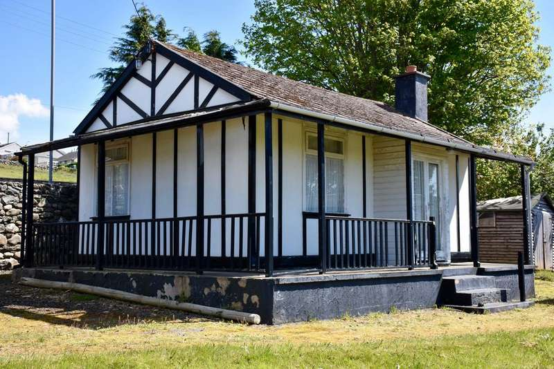 2 Bedrooms Bungalow for sale in Ferndale, Dyffryn Ardudwy, LL44 2BH