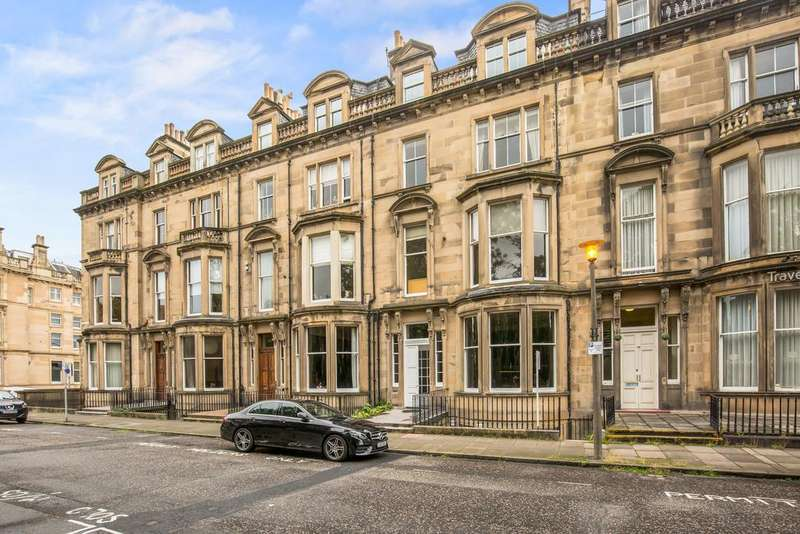 3 Bedrooms Flat for sale in 22 (1F) Learmonth Terrace, West End, Edinburgh EH4 1PG