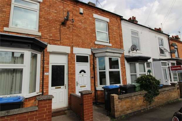 2 Bedrooms Terraced House for sale in East Street, Market Harborough, Leicestershire