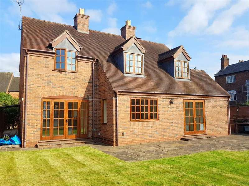 4 Bedrooms Detached House for sale in Oakleigh Gardens