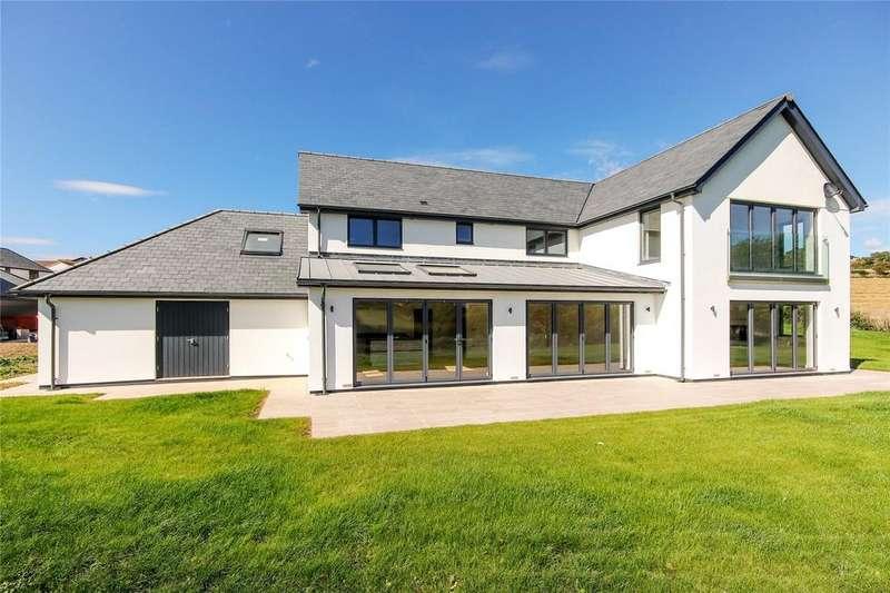 5 Bedrooms Detached House for sale in Trenemans, Thurlestone, Kingsbridge, Devon, TQ7