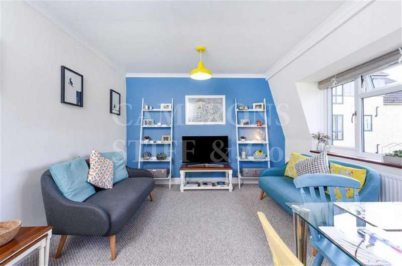2 Bedrooms Apartment Flat for sale in Coverdale Road, Brondesbury Park, London, NW2