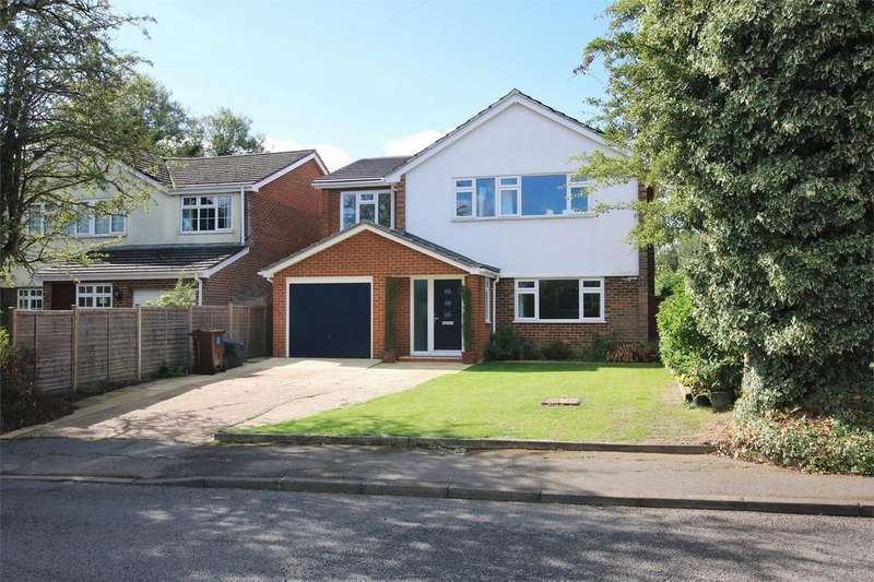 5 Bedrooms Detached House for sale in Lowther Road, WOKINGHAM, Berkshire