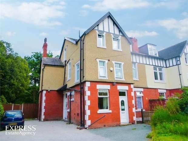8 Bedrooms Semi Detached House for sale in Ashville Road, Birkenhead, Merseyside