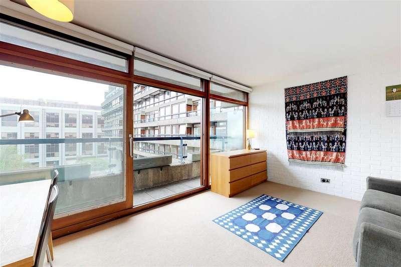 Studio Flat for sale in Breton House, Barbican