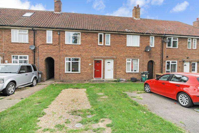 3 Bedrooms Terraced House for sale in Alexander Close, Bedford