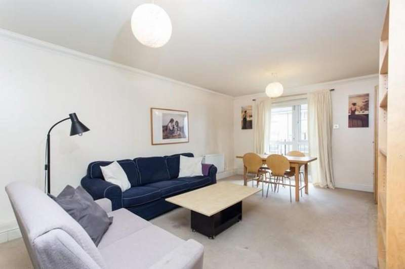 3 Bedrooms Flat for sale in Greenview Close, East Acton