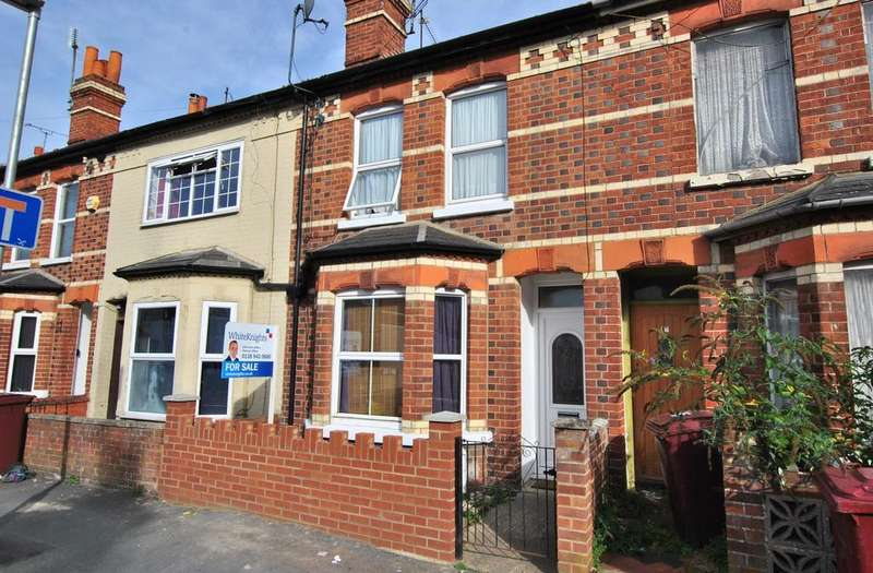 3 Bedrooms Terraced House for sale in Elm Lodge Avenue, Reading
