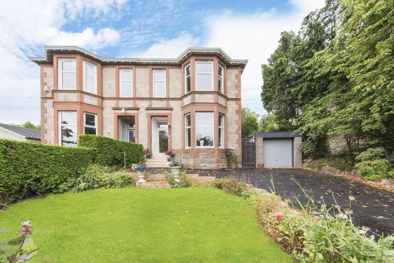 4 Bedrooms Semi Detached House for sale in 90 Brownside Road, Cambuslang, Glasgow, G72 8AG