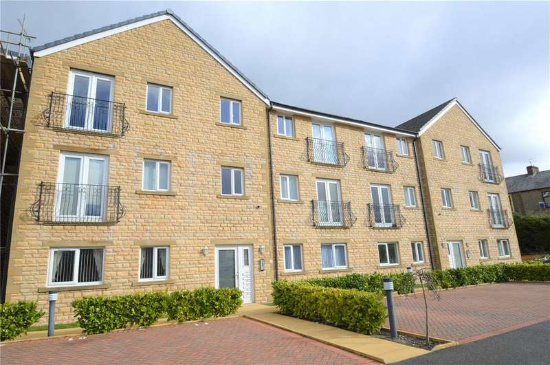 2 Bedrooms Apartment Flat for sale in Barleyfield Mews, Gannow, Burnley, Lancashire, BB12