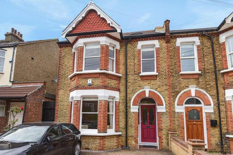 4 Bedrooms Semi Detached House for sale in Cleanthus Road, Shooters Hill