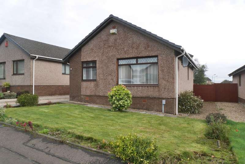 2 Bedrooms Bungalow for sale in Duncarnock Crescent, Neilston G78