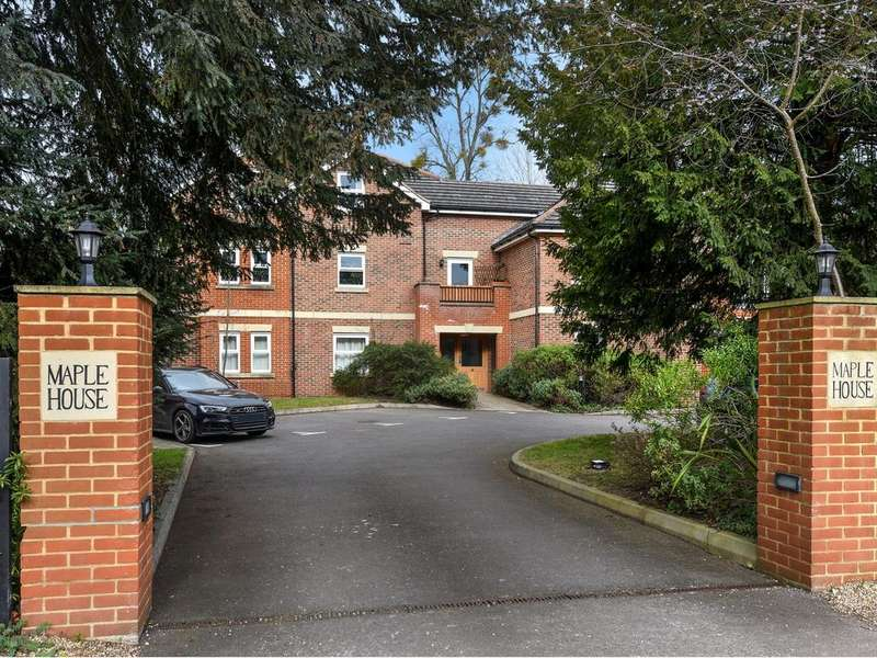 2 Bedrooms Apartment Flat for sale in Maple House, Derby Road, Reading, RG4