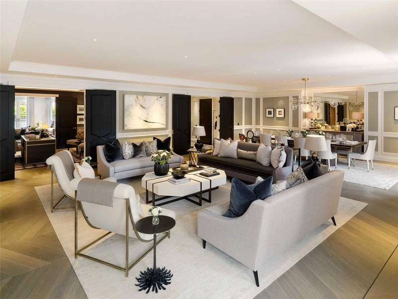 5 Bedrooms Flat for sale in Kingwood, 55 Hans Place, London, SW1X