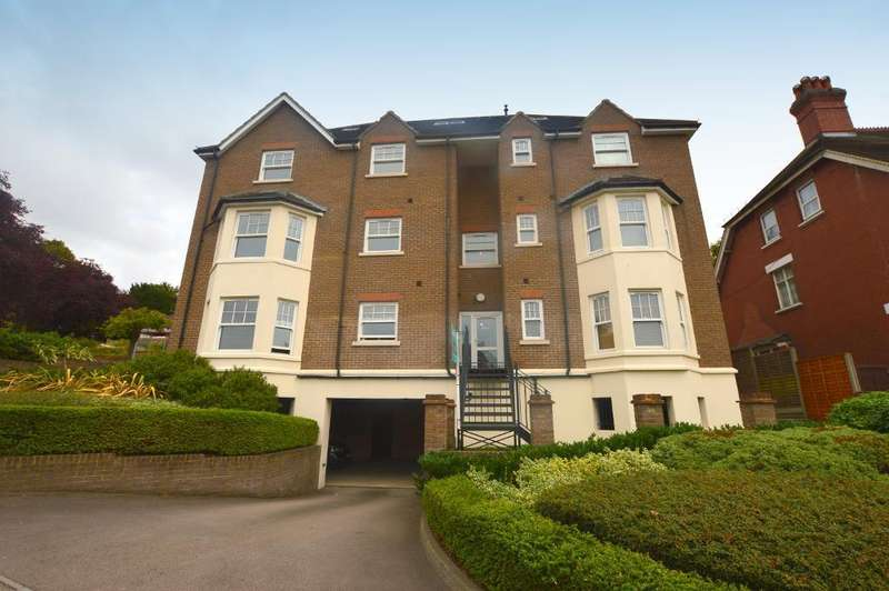 2 Bedrooms Apartment Flat for sale in High Town Road, Luton, Bedfordshire, LU2 0FJ