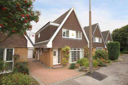 3 Bedrooms Detached House for sale in Rockingham Close, Dronfield Woodhouse, Dronfield, Derbyshire