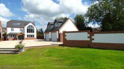 5 Bedrooms Detached House for sale in Church Close, Broughton Astley, Leicester, Leicestershire