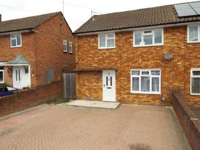 3 Bedrooms Semi Detached House for sale in Kirkwood Road, Luton, Bedfordshire, England